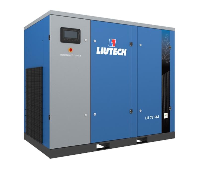 LU7-75PMi高效油冷电机永磁变频系列