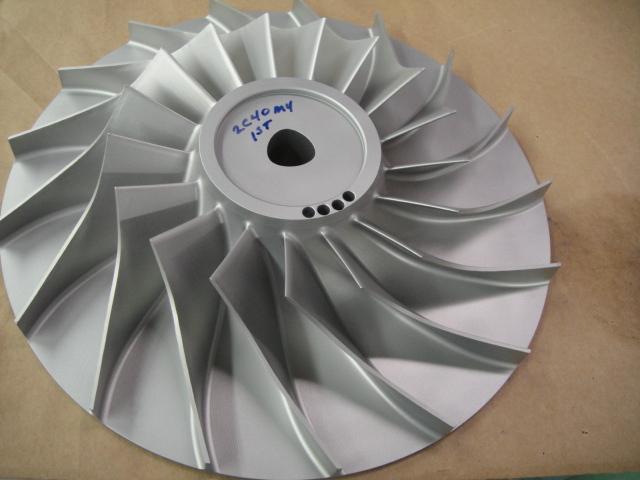 美国寿力Sullair离心式空气压缩机叶轮