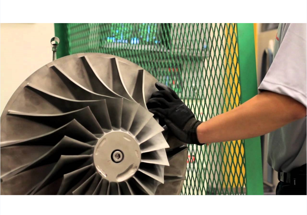 英格索兰Ingersoll Rand离心式空气压缩机叶轮