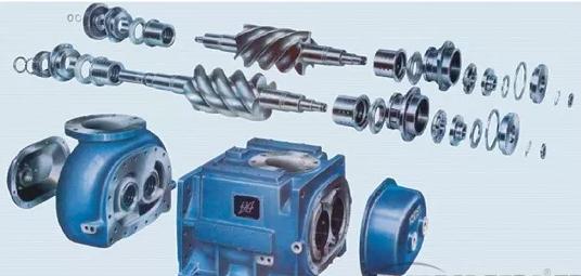 螺杆压缩机转子间隙调整方法与步骤