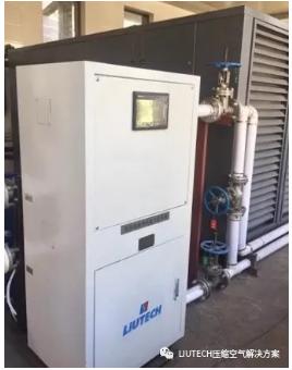 柳富达 Liutech余热回收  空压机