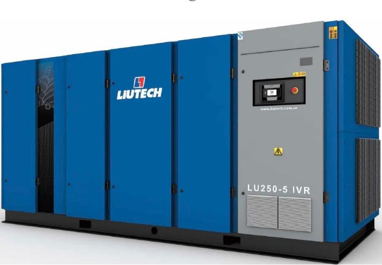 低压应用 | LIUTECH柳泰克空压机应用于轴承行业